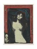 Madonna - Liebendes Weib  C 1895-1902