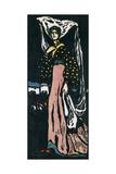 The Night - Large Version; Die Nacht - Grosse Fassung  1903