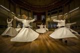 Mystics Dancers Papier Photo par Walde Jansky