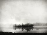 Isle of Silence Reproduction d'art par Franz Bogner