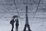 Under the Rain in Paris