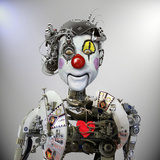 Electronic Clown