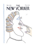 The New Yorker Cover - March 9  1998
