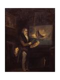 Portrait of JMW Turner  RA