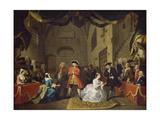 A Scene from The Beggar's Opera VI