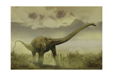 A Large Diplodocus Dinosaur from the Late Jurassic of the Usa