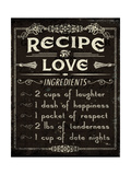 Life Recipes I