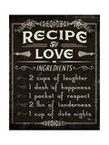 Life Recipes I