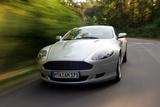 Aston Martin DB9 Touchtronic