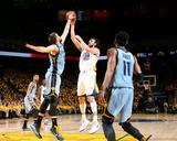 Memphis Grizzlies v Golden State Warriors - Game Five
