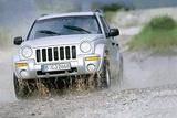Jeep Cherokee CRD