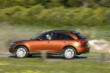 Nissan Infiniti FX45 Studie