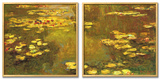 Pond of Waterlilies  1919
