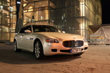 Maserati Quattroporte Automatik