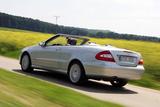 Mercedes CLK 320 CDI Cabrio