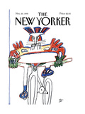 The New Yorker Cover - November 20  1995