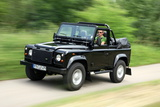 Land Rover Defender Cabrio Two TD5