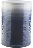 Waverly Ceramic Stool - Cobalt