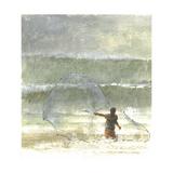 Lone Fisherman 4  2015