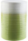 Waverly Ceramic Stool - Lime