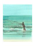 Lone Fisherman 1  2015