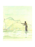 Lone Fisherman 2  2015