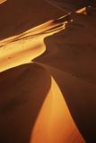 Namibia  Namib Naukluft National Park  Aerial View of Sossusvlei Sand Dunes