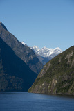 New Zealand  Fiordland National Park  Milford Sound  known as Piopiotahi