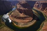 Horseshoe Bend  1000 Ft Drop to Colorado River