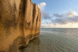 Anse Source Dargent Beach  La Digue  Seychelles