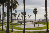 California  Los Angeles  Venice  Beachfront Park