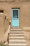 New Mexico Taos Pueblo  Architecture Style from Pre Hispanic Americas