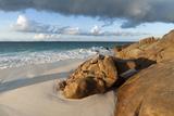 Anse Victorin  Fregate Island  Seychelles