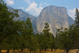 USA  California  Yosemite National Park  El Capitan