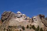 South Dakota  Keystone  Mount Rushmore National Memorial