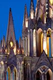 Mexico  San Miguel De Allende La Parroquia De San Miguel Archangel