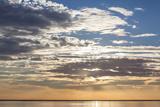 Australia  Fleurieu Peninsula  Port Willunga  Dusk