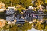 Massachusetts  Gloucester  Annisquam  Lobster Cove  Autumn