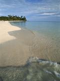 Maldives  Island Paradise  Ambara Island  View of Sand Beach