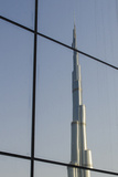 Burj Khalifa the Tallest Building in the World Downtown Dubai  Uae