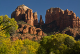 Cathedral Rock  Red Rock Crossing  Coconino Nf  Sedona  Arizona