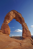 Utah  Arches National Park  Delicate Arch  65 Ft 20 M Tall Iconic Landmark
