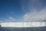 Antarctica Antarctic Sound Giant Tabular Iceberg