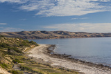 Australia  Fleurieu Peninsula  Aldinga Beach  Elevated View