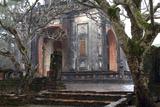 Asia  Vietnam Stele Pavilion  Tu Ducs Tomb  Hue  Thua Thien–Hue