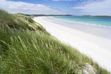 Sandy Beach with DunesNorth Uist Island  Scotland