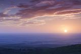 Australia  Murray River Valley  Sedan  Sunrise