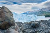 Terminal Face of the Perito Moreno Glacier  Patagonia  Argentina