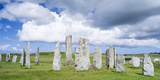 Standing Stones of Callanish  Isle of Lewis  Western Isles  Scotland