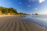 Indian Beach at Ecola State Park Near Cannon Beach  Oregon  USA